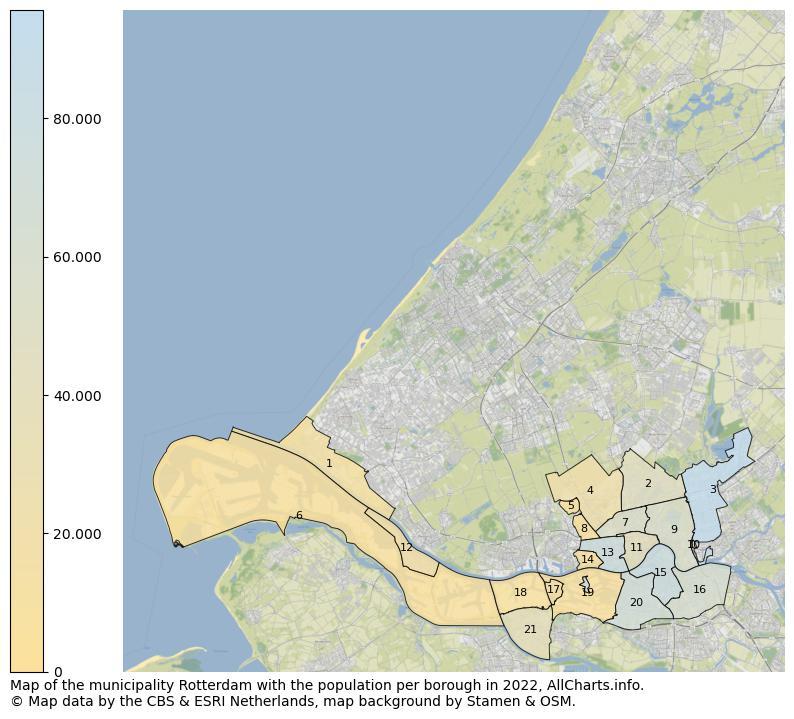 Netherlands code rotterdam zip Rotterdam